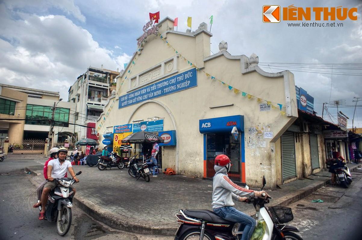 Kham pha ngoi cho co hoanh trang cua vung dat Thu Duc-Hinh-3