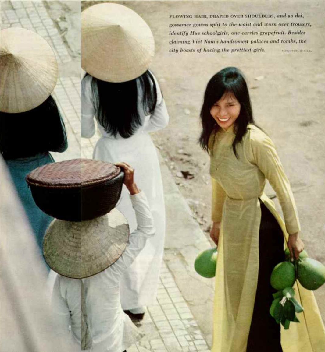 Anh doc: Dat va nguoi xu Hue tren tap chi National Geographic 1967-Hinh-5