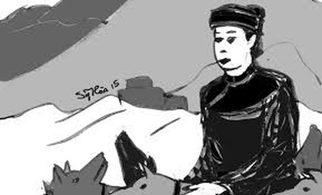 Thu linh cua doi quan cho san co mot khong hai trong su Viet-Hinh-7