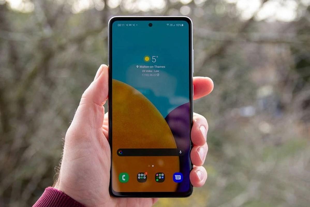Samsung Galaxy A52 5G chot gia 10,99 trieu dong tai Viet Nam-Hinh-2