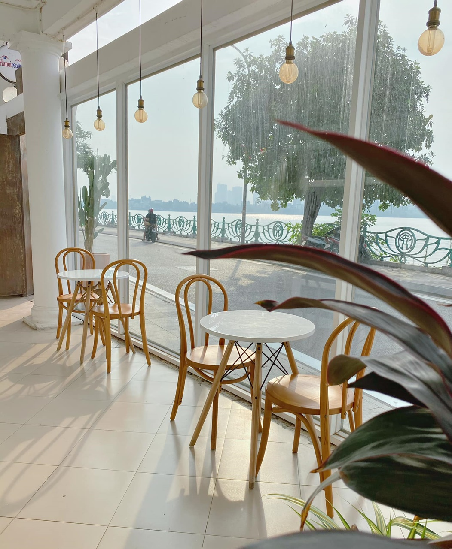 Chim dam trong khong gian cafe dep nhat nhi Ha Noi dip cuoi tuan-Hinh-3