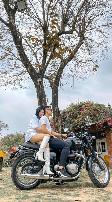 Khoe anh gia dinh, cuu hot girl Tam Tit lo thoi trang kem duyen-Hinh-4
