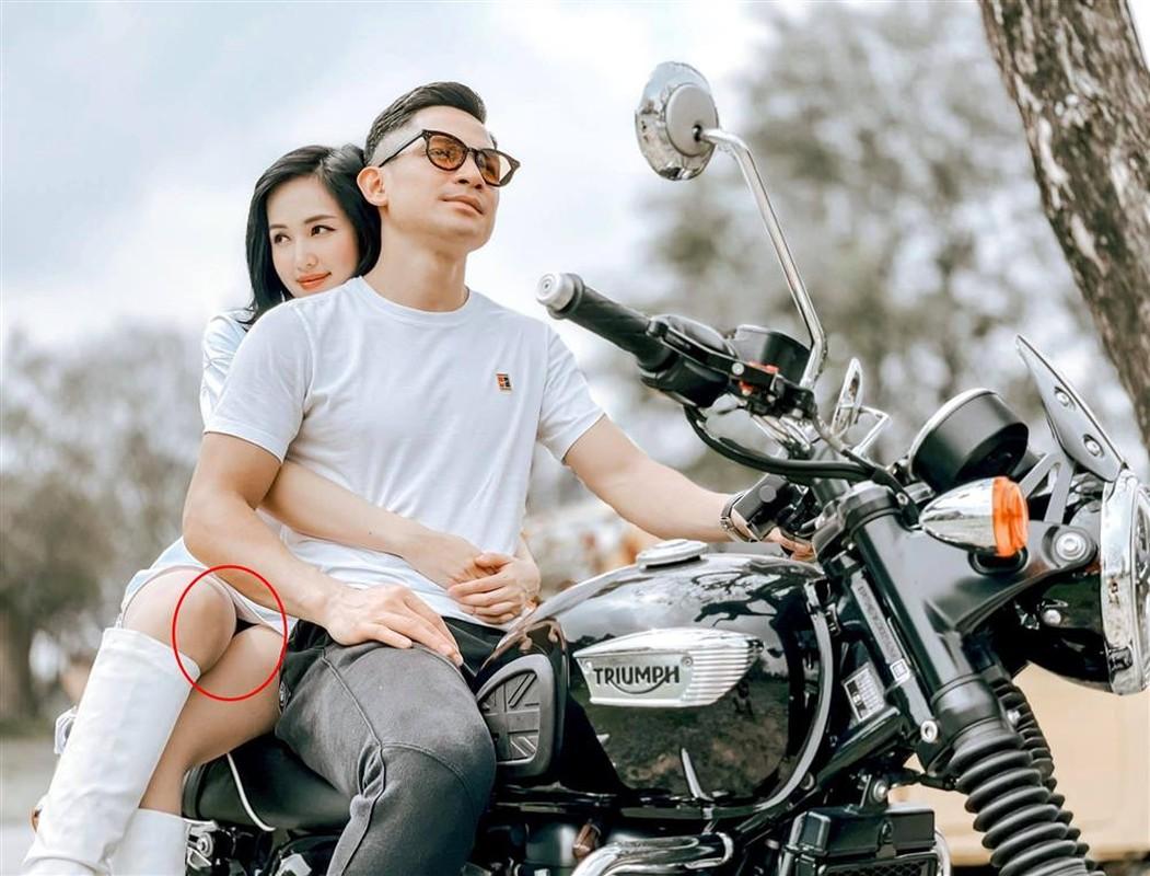 Khoe anh gia dinh, cuu hot girl Tam Tit lo thoi trang kem duyen-Hinh-6