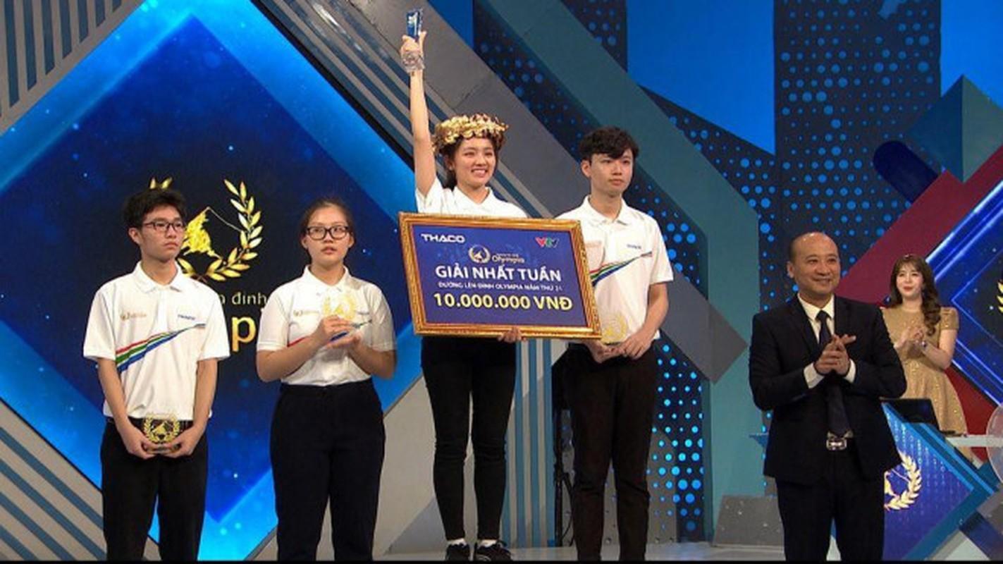 Co gai dau tien chien thang Duong len dinh Olympia 2021 la ai?-Hinh-4