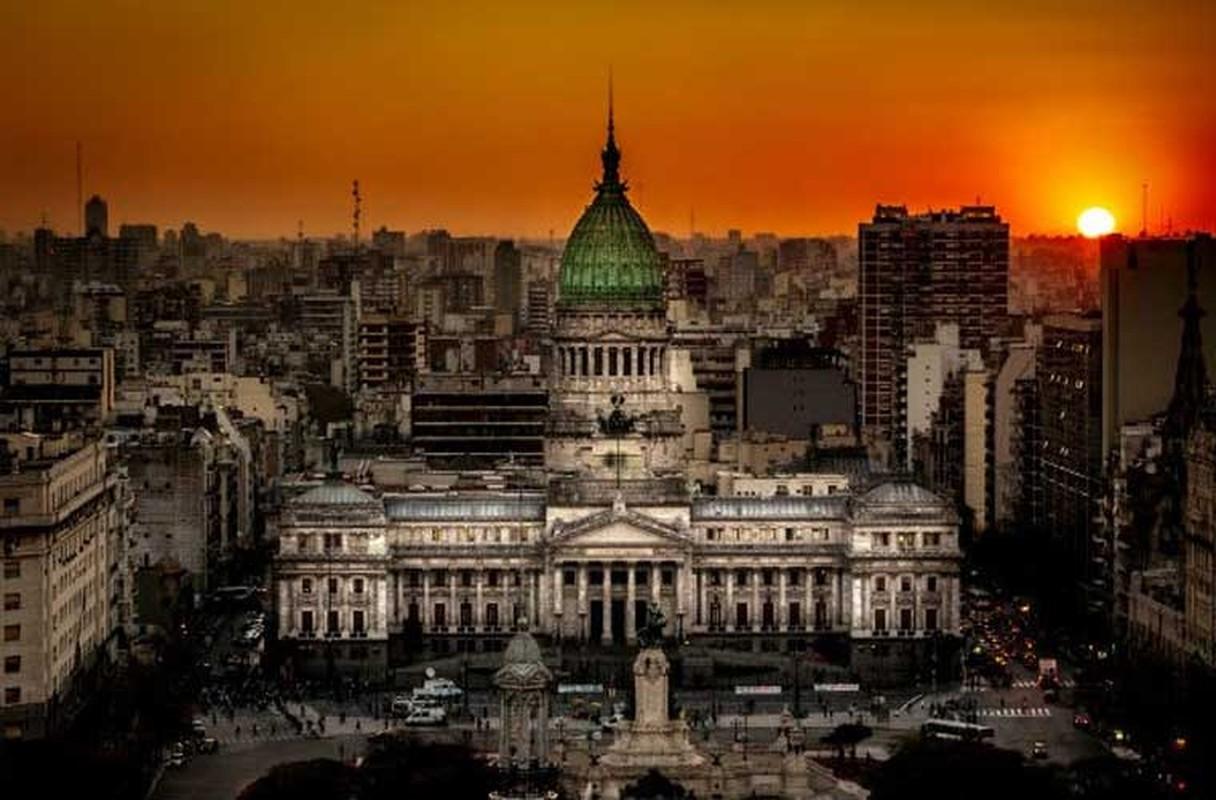 15 dieu thu vi ve dat nuoc Argentina