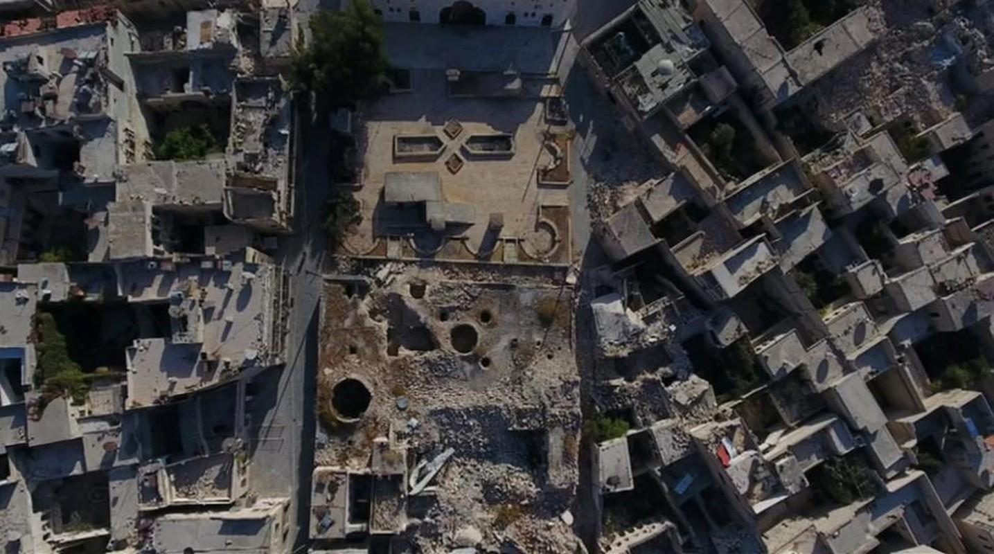 Kinh hoang canh tuong nhu bai tha ma o thanh pho Aleppo-Hinh-2