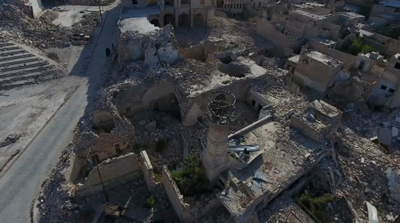 Kinh hoang canh tuong nhu bai tha ma o thanh pho Aleppo-Hinh-4