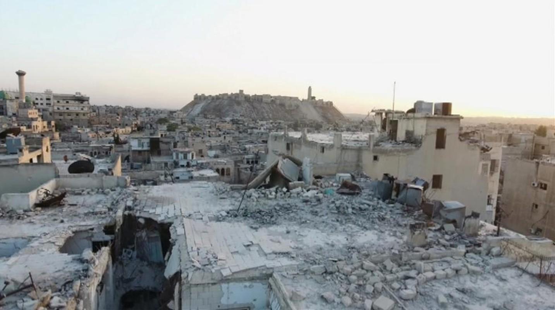 Kinh hoang canh tuong nhu bai tha ma o thanh pho Aleppo-Hinh-5