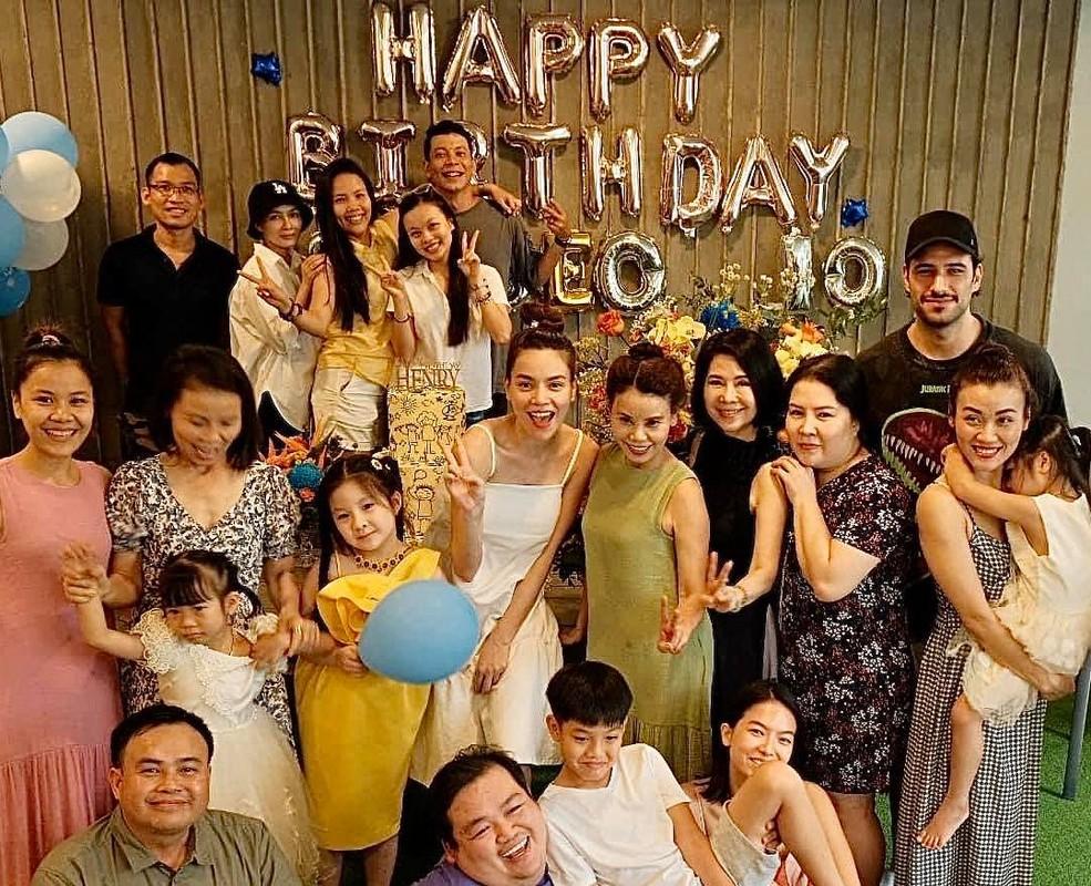 Ho Ngoc Ha cham dien vay dep diu dang khi mang thai-Hinh-8