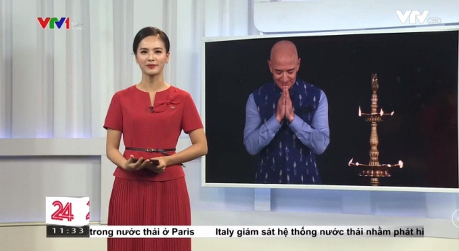 "Phong cach gian di cua nu MC gay sot tai ""Chuyen dong 24h"""