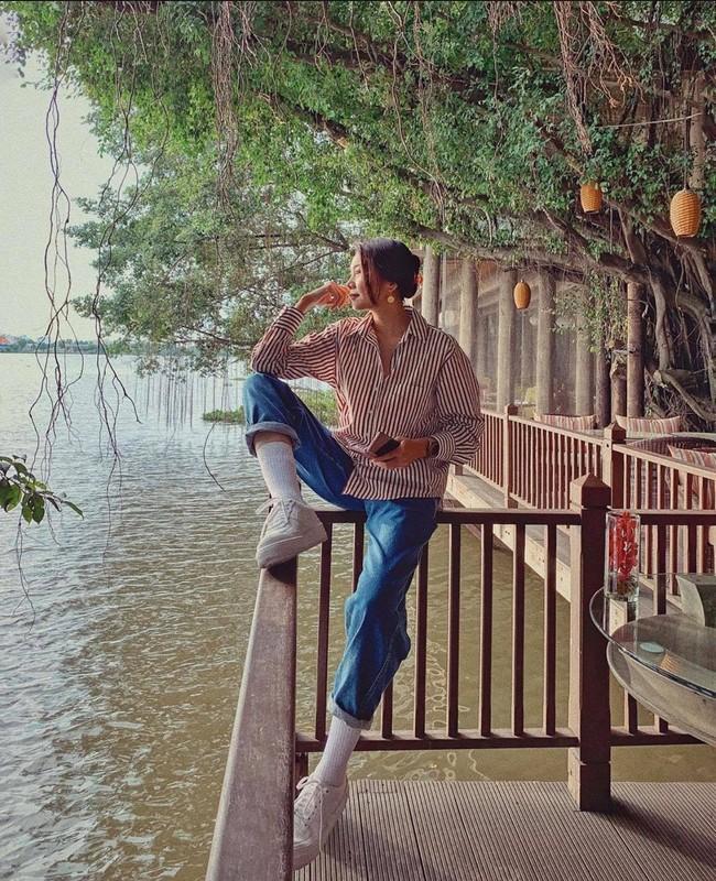 Thanh Hang nghe me dan dien vay banh beo, khoe kheo tu do hieu-Hinh-6