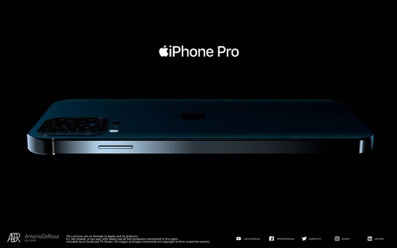 "He lo hinh anh iPhone 13 khong cong vat ly dep ""quen sau""-Hinh-3"
