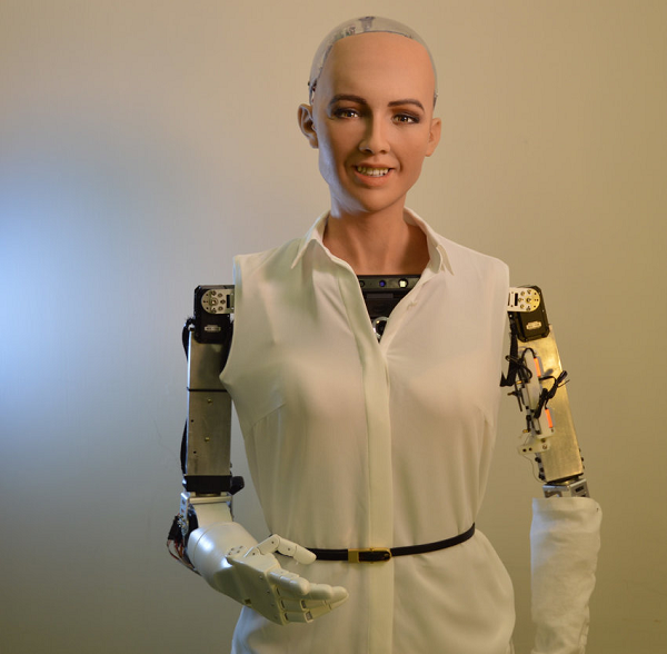 Robot Sophia tung muon huy diet loai nguoi nay thich lam nhac si-Hinh-11