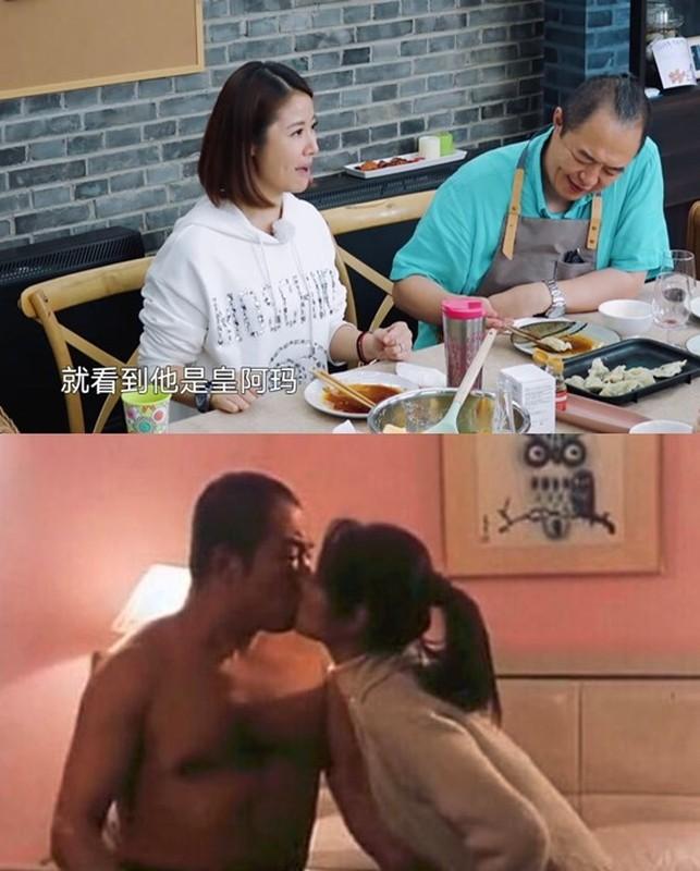 Lam Tam Nhu kho chiu khi quay canh hon 'Hoang A Ma' Truong Thiet Lam
