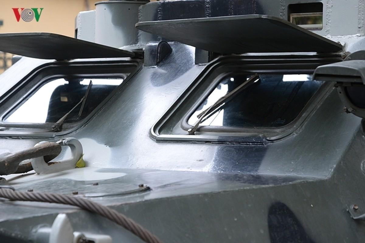 Can canh xe thiet giap BTR-60PB trong bien che quan doi Viet Nam-Hinh-11