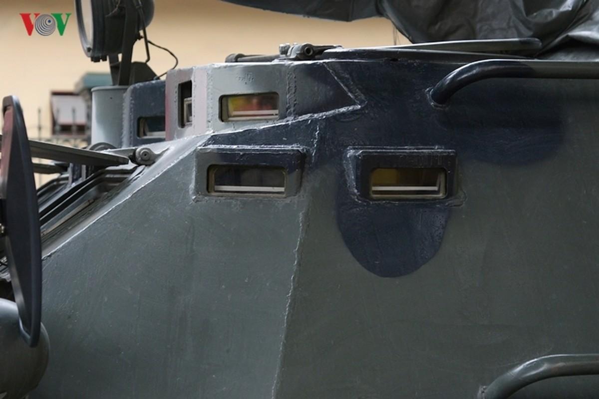 Can canh xe thiet giap BTR-60PB trong bien che quan doi Viet Nam-Hinh-13