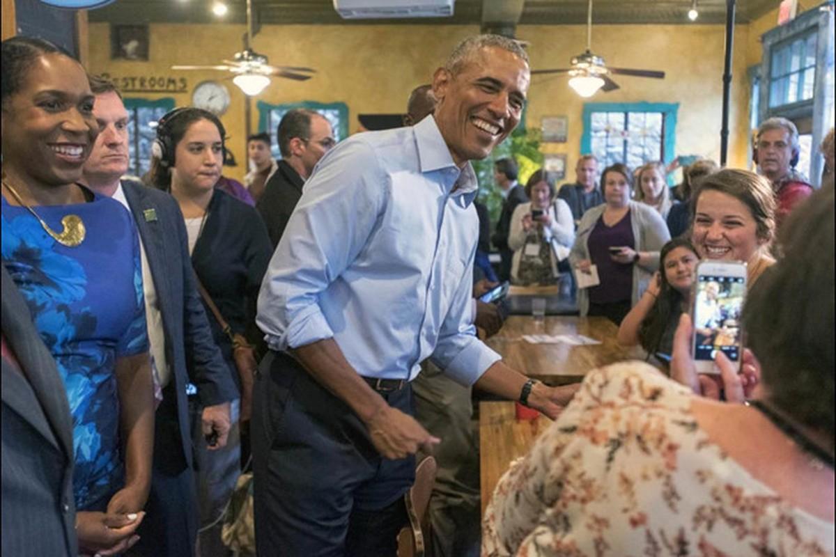 Cuoc song doi thuong cua ong Obama sau khi roi Nha Trang-Hinh-9