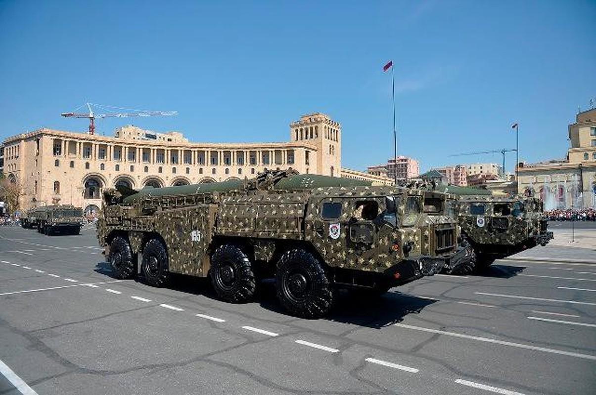 Nga len tieng viec Armenia che ten lua Iskander ban toan... xit-Hinh-10