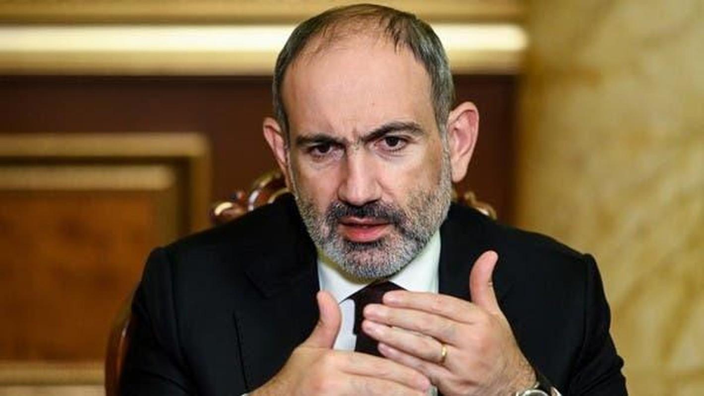 Nga len tieng viec Armenia che ten lua Iskander ban toan... xit