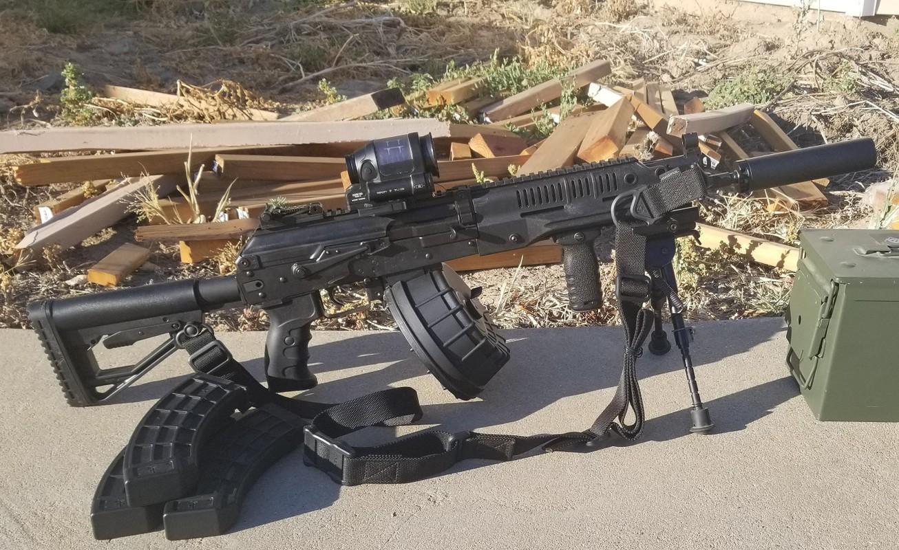 Nga bi mat tung sung RPK-16 sang Syria thu lua ngay sau khi hoan thien