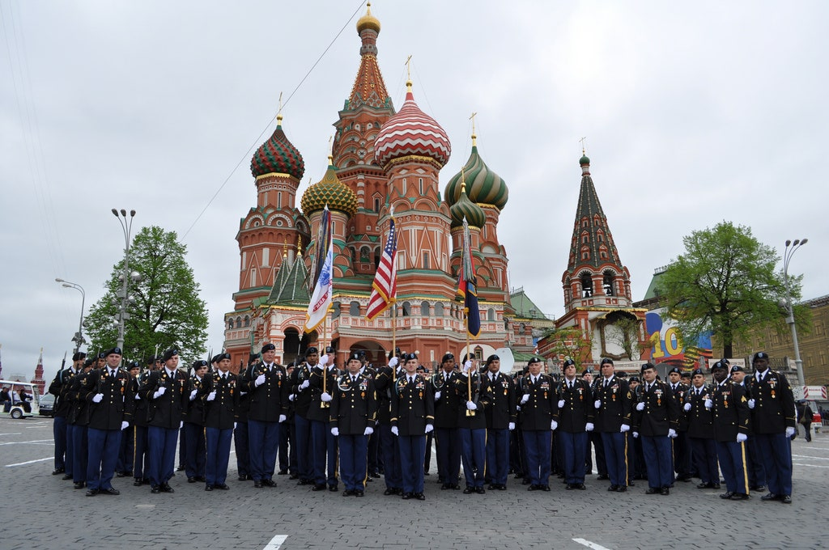Nhung lan quan doi My dieu binh o nuoc ngoai - co lan tai Moscow!-Hinh-2