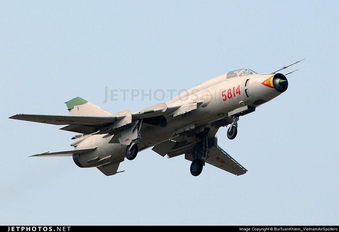 Nga ngac nhien khi ''lao tuong'' Su-22 duoc trang bi
