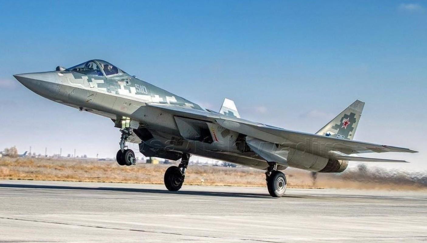 Nong: Tiem kich Su-57 mang duoc toi da 16 tan vu khi!-Hinh-2