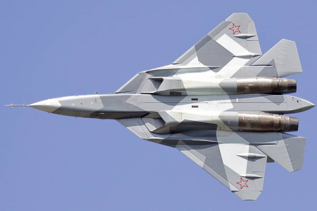 Nong: Tiem kich Su-57 mang duoc toi da 16 tan vu khi!-Hinh-6