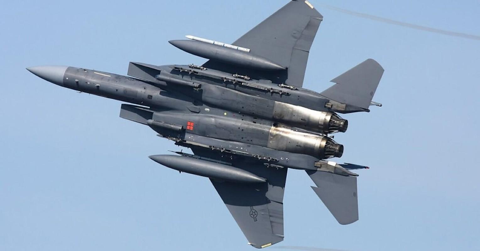 Tiem kich F-15 van qua manh, Khong quan My chua can F-35-Hinh-11