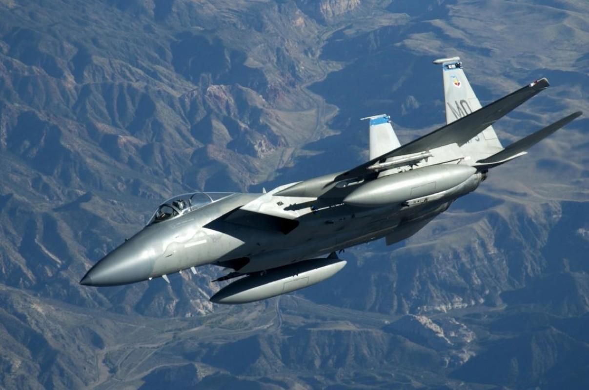 Tiem kich F-15 van qua manh, Khong quan My chua can F-35-Hinh-13