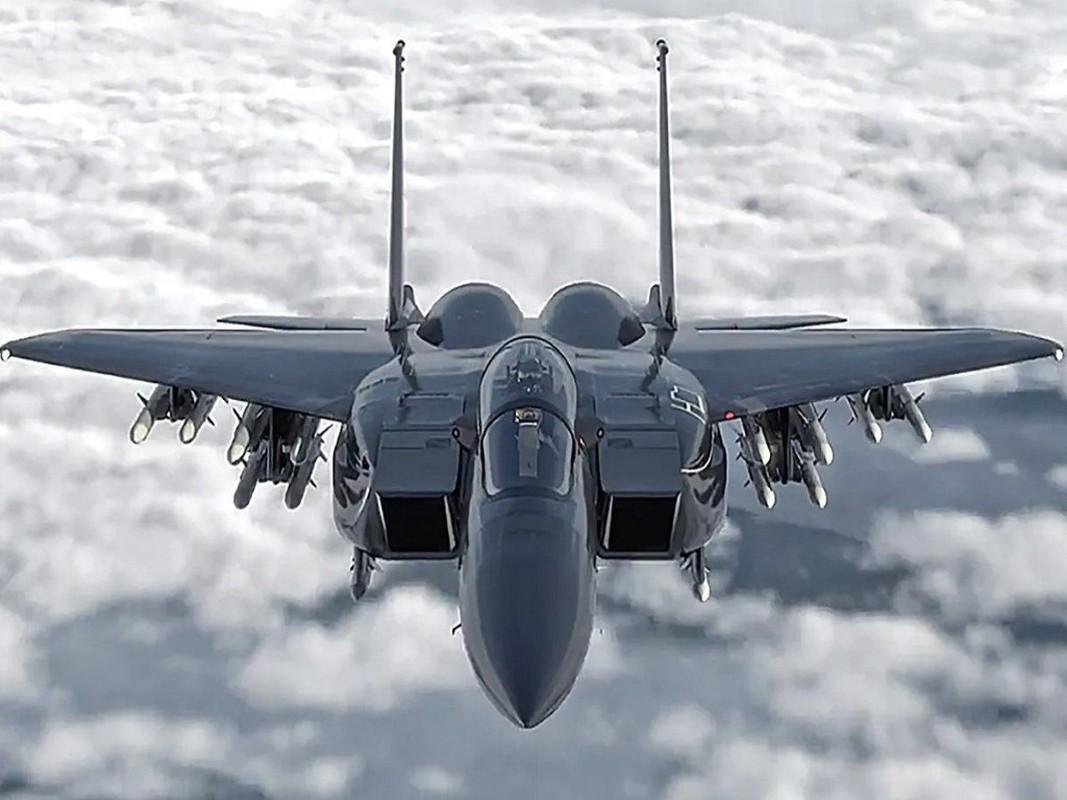 Tiem kich F-15 van qua manh, Khong quan My chua can F-35-Hinh-4