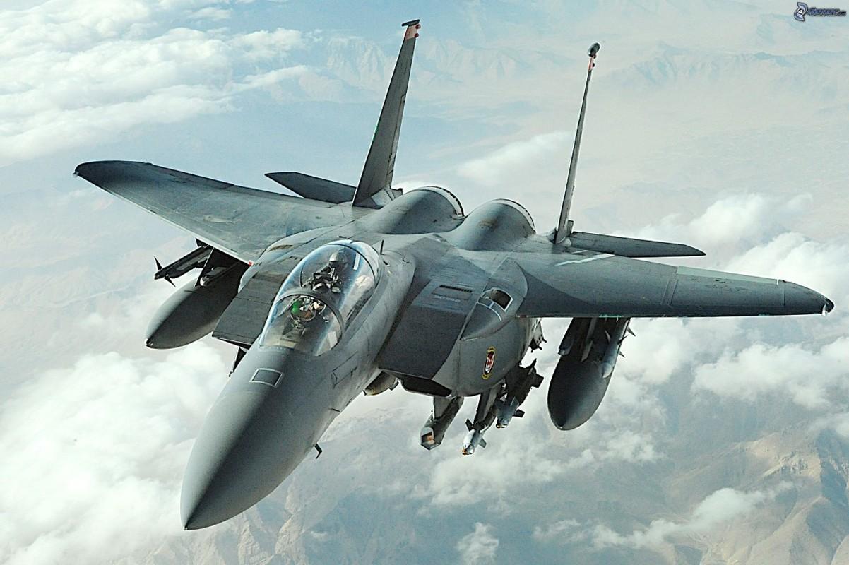 Tiem kich F-15 van qua manh, Khong quan My chua can F-35-Hinh-6