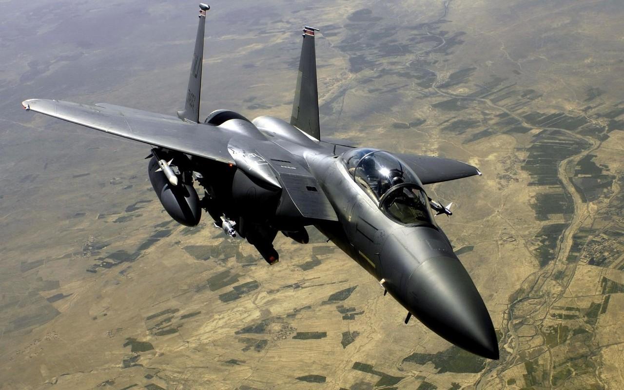 Tiem kich F-15 van qua manh, Khong quan My chua can F-35-Hinh-7