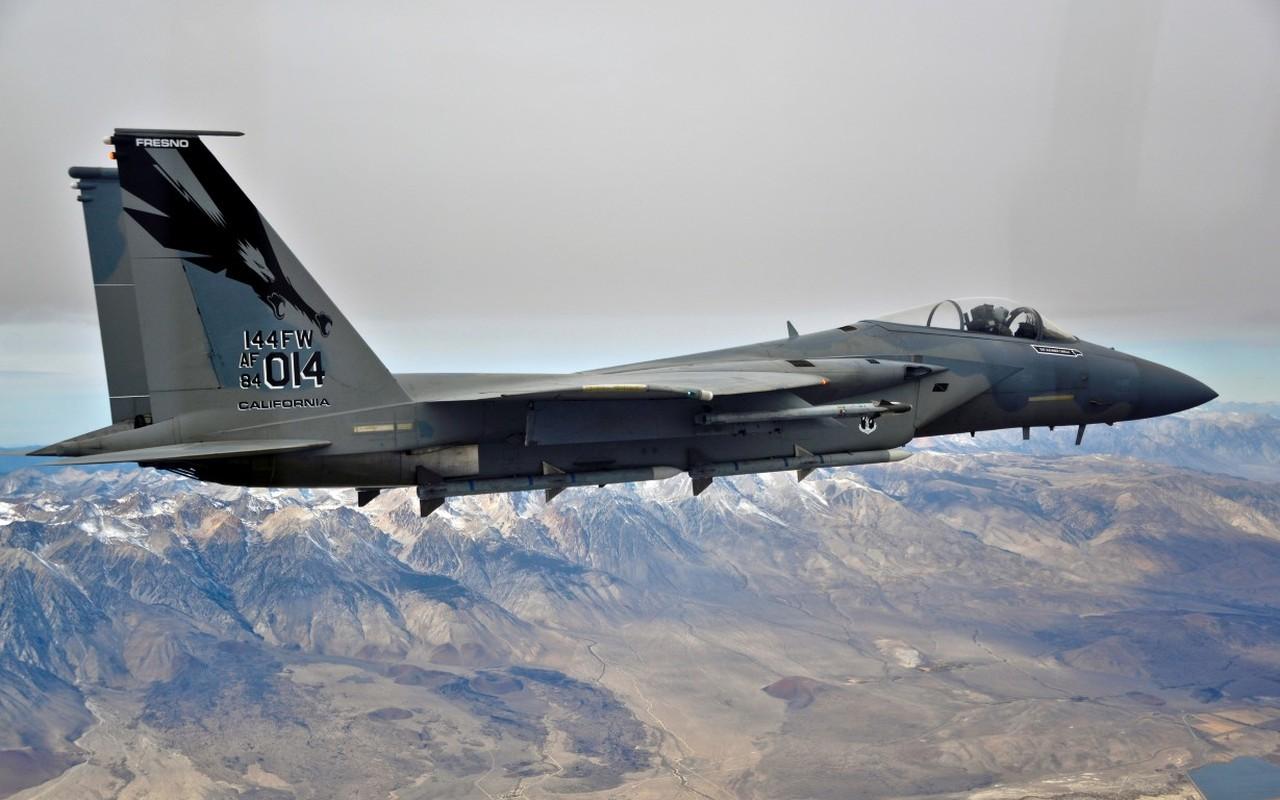 Tiem kich F-15 van qua manh, Khong quan My chua can F-35-Hinh-8