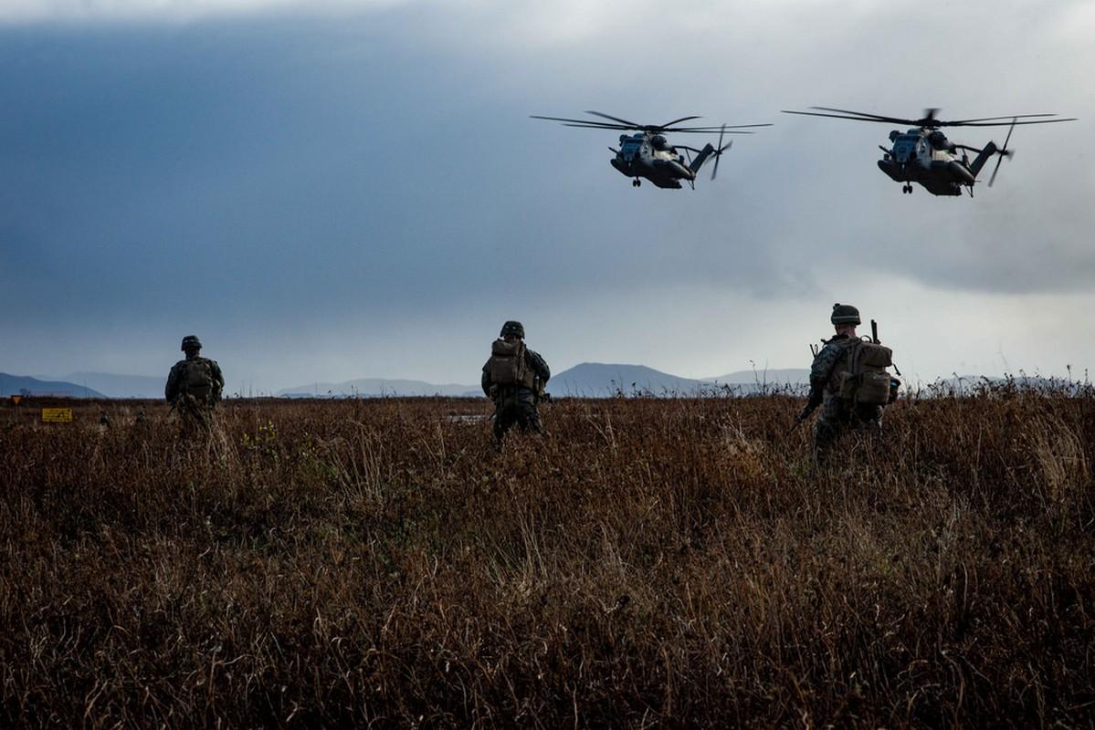 Nga soi ro tap tran lon nhat cua NATO ke tu Chien tranh Lanh