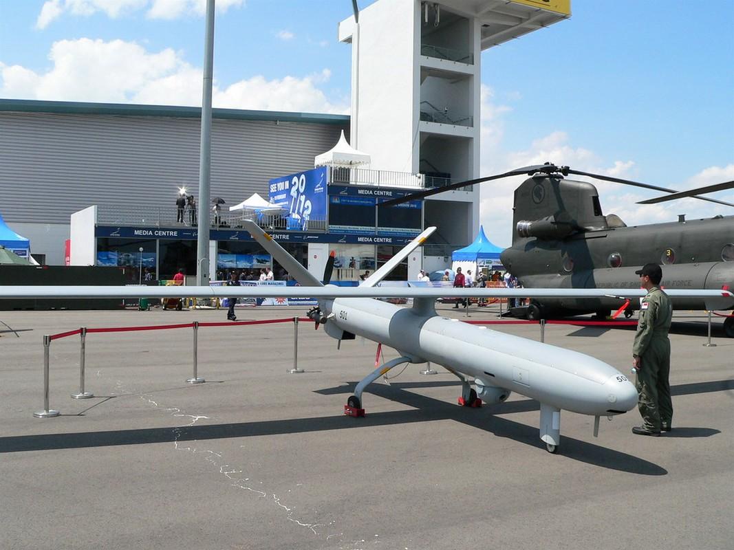 Dang gom may bay khong nguoi lai cuc khung Philippines mua tu Israel-Hinh-8