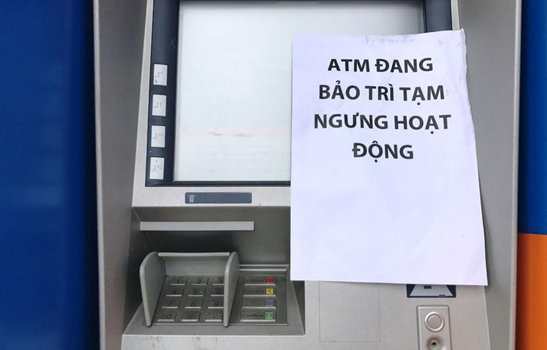 Hang loat may ATM BIDV, VIB, TP Bank ngung hoat dong ngay giap Tet-Hinh-5