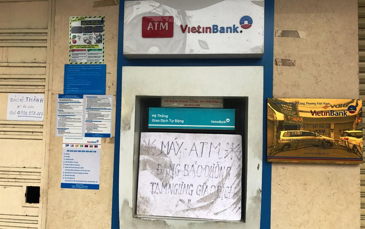 Hang loat may ATM BIDV, VIB, TP Bank ngung hoat dong ngay giap Tet-Hinh-6