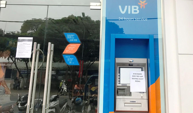 Hang loat may ATM BIDV, VIB, TP Bank ngung hoat dong ngay giap Tet-Hinh-9