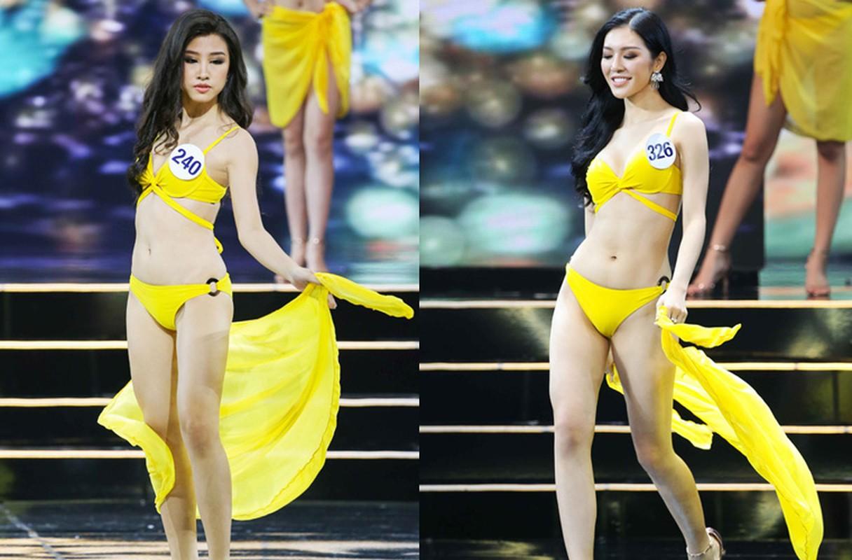 Thi sinh Hoa hau Hoan vu VN nuot na voi bikini trong ban ket-Hinh-3