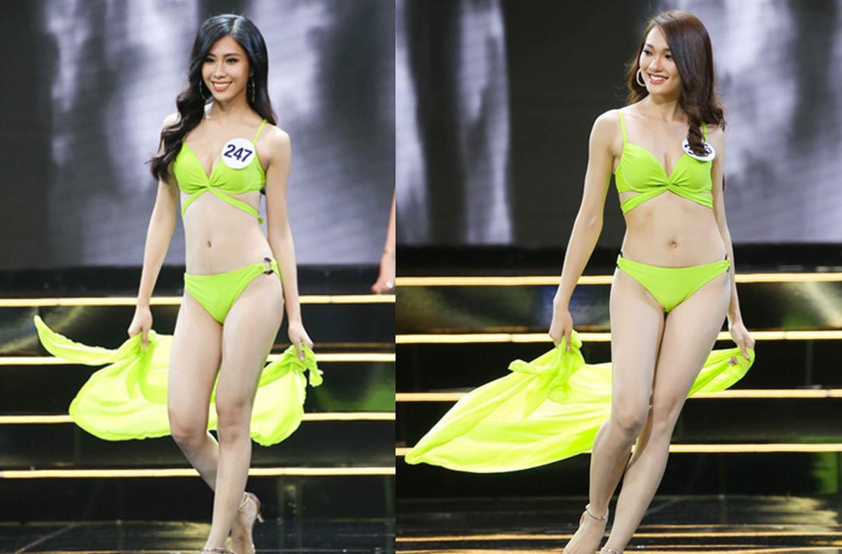 Thi sinh Hoa hau Hoan vu VN nuot na voi bikini trong ban ket-Hinh-5