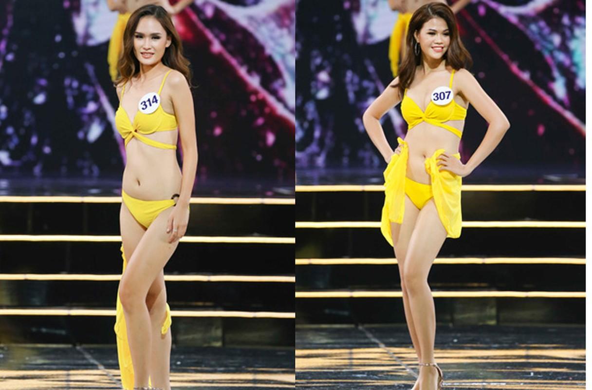 Thi sinh Hoa hau Hoan vu VN nuot na voi bikini trong ban ket-Hinh-7