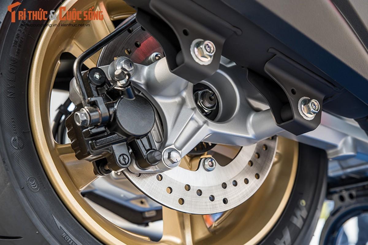 """Yamaha ra mat SMax 155 ABS gia 80 trieu """"dau"""" Honda PCX-Hinh-11"""