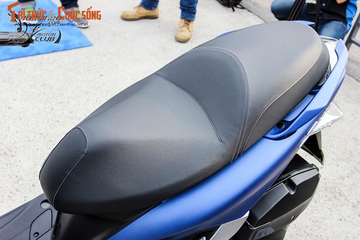 """Yamaha ra mat SMax 155 ABS gia 80 trieu """"dau"""" Honda PCX-Hinh-7"""