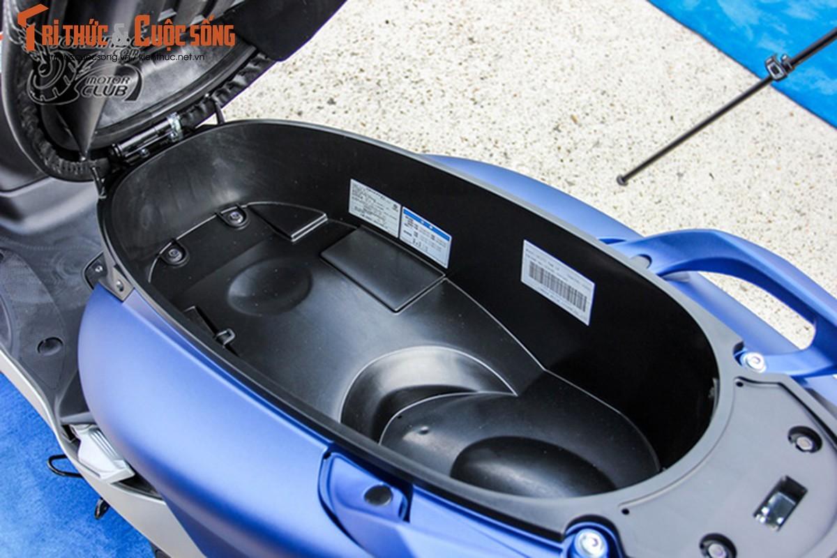 """Yamaha ra mat SMax 155 ABS gia 80 trieu """"dau"""" Honda PCX-Hinh-8"""