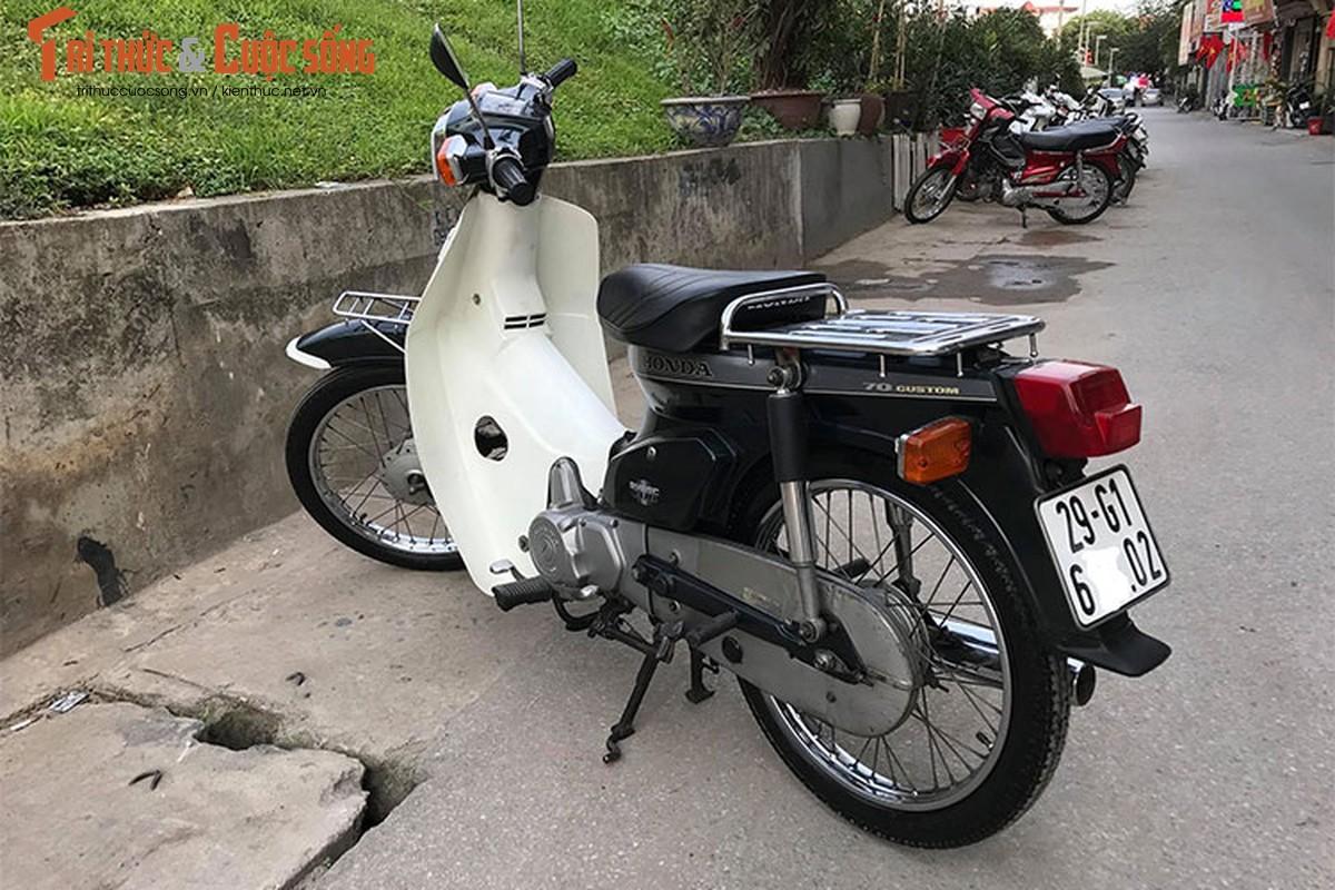 """""""Huyen thoai"""" Honda Cub C70 gia 35 trieu dong tai HN-Hinh-10"""