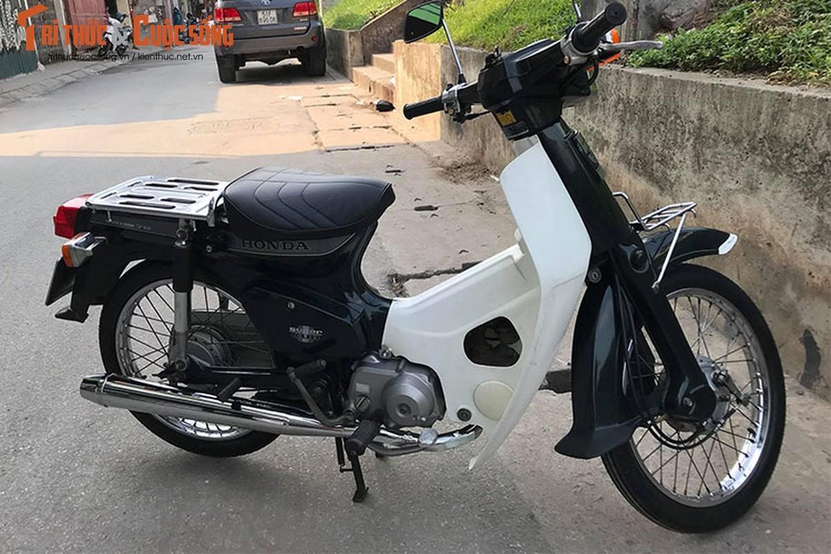 """""""Huyen thoai"""" Honda Cub C70 gia 35 trieu dong tai HN-Hinh-2"""