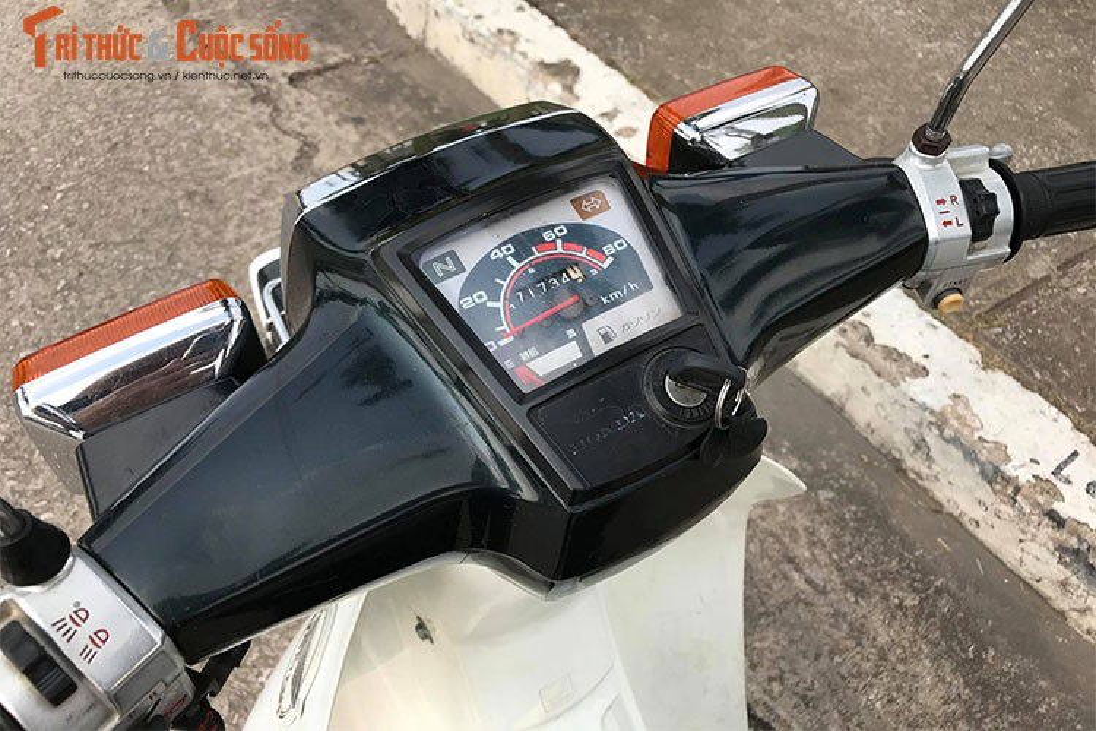"""""""Huyen thoai"""" Honda Cub C70 gia 35 trieu dong tai HN-Hinh-4"""