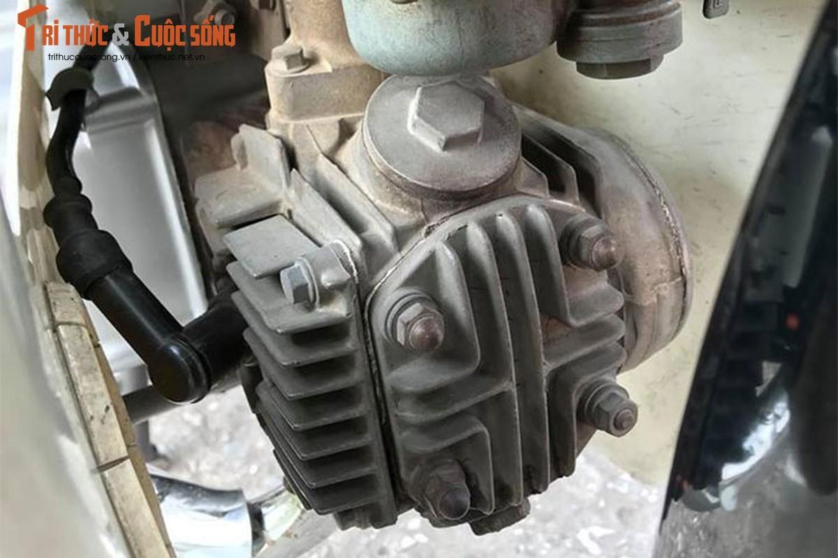 """""""Huyen thoai"""" Honda Cub C70 gia 35 trieu dong tai HN-Hinh-9"""