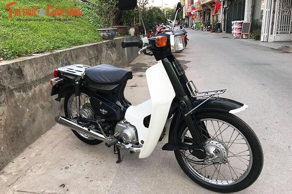"""""""Huyen thoai"""" Honda Cub C70 gia 35 trieu dong tai HN"""
